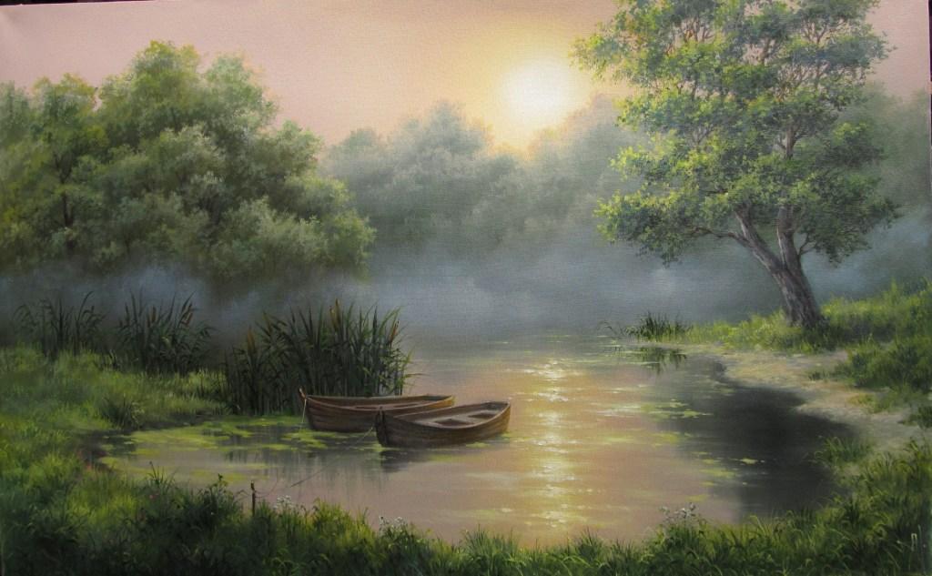 Художников купить картины маслом
